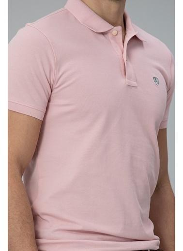 Lufian Tişört Pembe